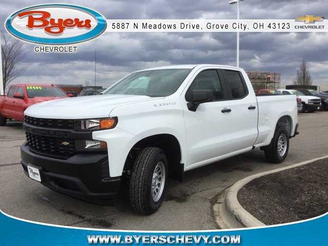 2019 Silverado 1500 Double Cab 4x2,  Pickup #190495 - photo 4