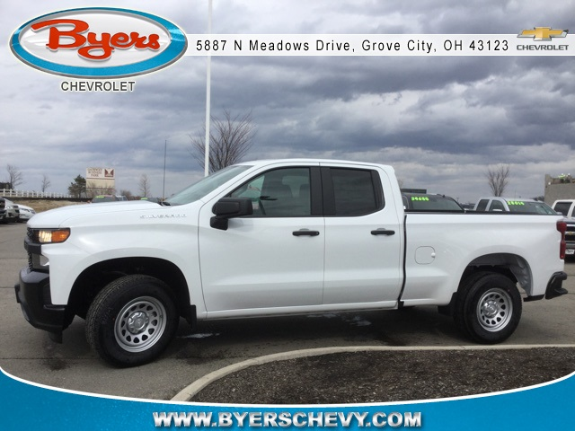 2019 Silverado 1500 Double Cab 4x2,  Pickup #190495 - photo 5