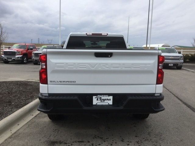 2019 Silverado 1500 Double Cab 4x2,  Pickup #190495 - photo 7
