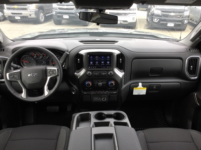 2019 Silverado 1500 Crew Cab 4x4,  Pickup #190505 - photo 10