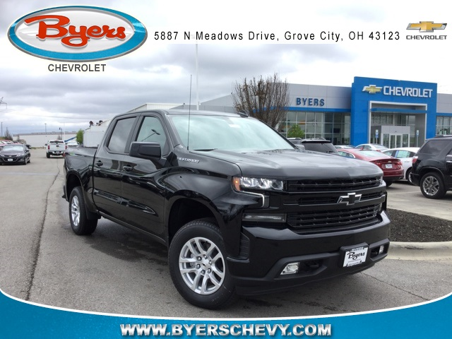 2019 Silverado 1500 Crew Cab 4x4,  Pickup #190505 - photo 1