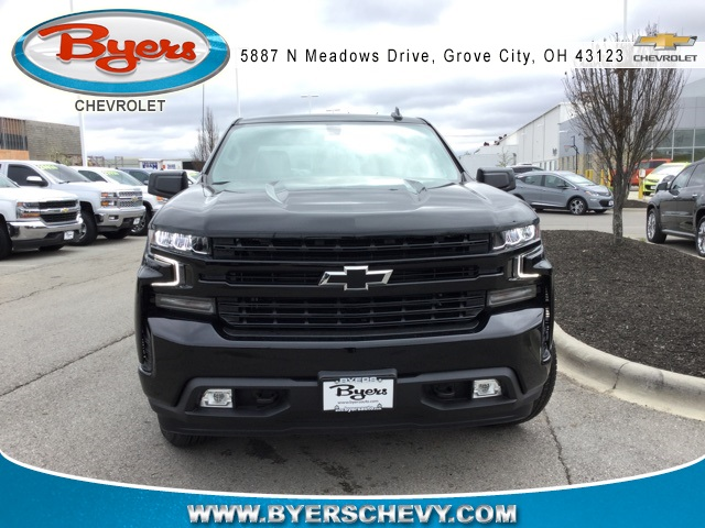 2019 Silverado 1500 Crew Cab 4x4,  Pickup #190505 - photo 3