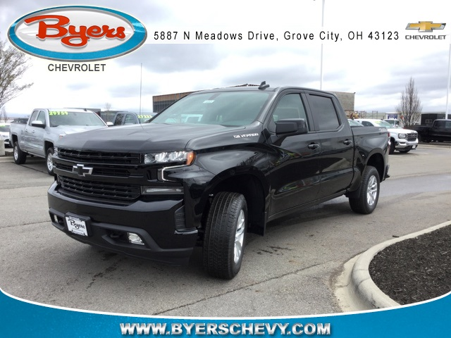 2019 Silverado 1500 Crew Cab 4x4,  Pickup #190505 - photo 4