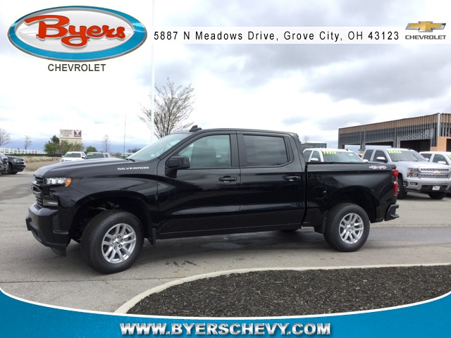 2019 Silverado 1500 Crew Cab 4x4,  Pickup #190505 - photo 5