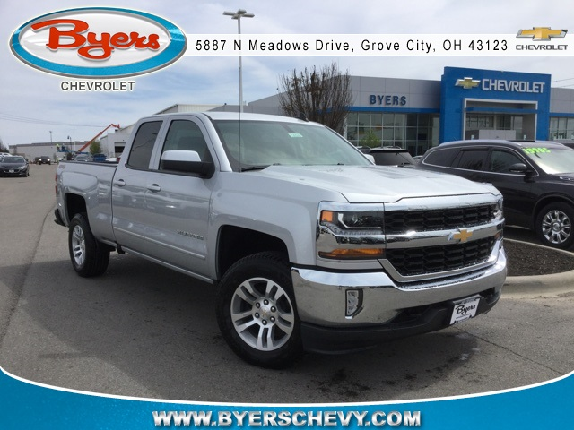 2019 Silverado 1500 Double Cab 4x4,  Pickup #190509 - photo 1