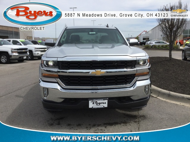 2019 Silverado 1500 Double Cab 4x4,  Pickup #190509 - photo 3
