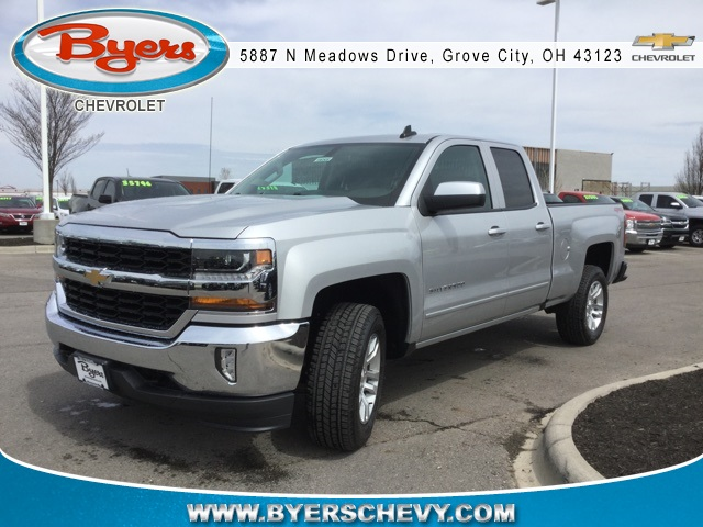 2019 Silverado 1500 Double Cab 4x4,  Pickup #190509 - photo 4