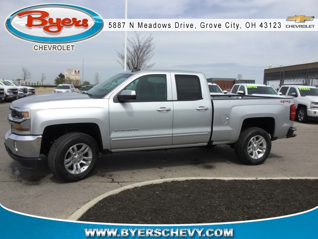 2019 Silverado 1500 Double Cab 4x4,  Pickup #190509 - photo 5