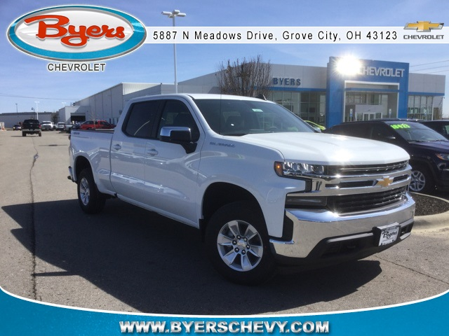 2019 Silverado 1500 Crew Cab 4x4,  Pickup #190516 - photo 1