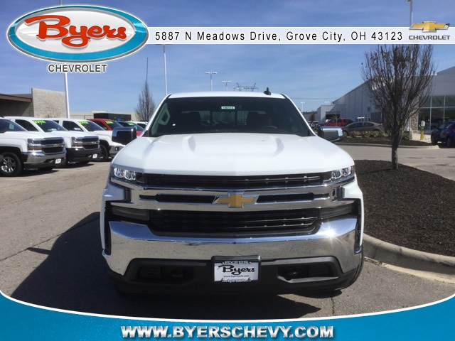 2019 Silverado 1500 Crew Cab 4x4,  Pickup #190516 - photo 3