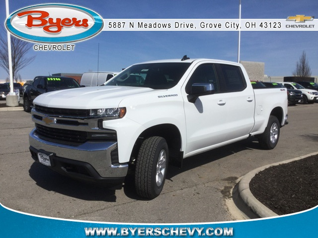 2019 Silverado 1500 Crew Cab 4x4,  Pickup #190516 - photo 4
