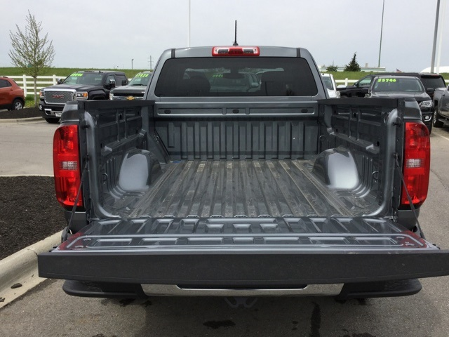 2019 Colorado Extended Cab 4x2,  Pickup #190530 - photo 10