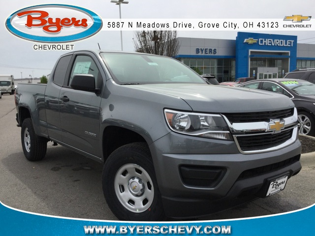 2019 Colorado Extended Cab 4x2,  Pickup #190530 - photo 1