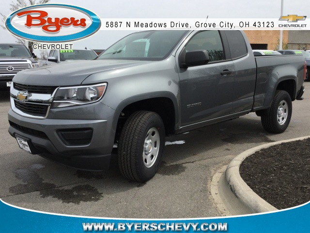 2019 Colorado Extended Cab 4x2,  Pickup #190530 - photo 4