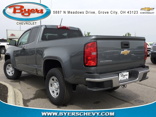 2019 Colorado Extended Cab 4x2,  Pickup #190530 - photo 5