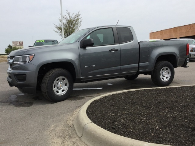 2019 Colorado Extended Cab 4x2,  Pickup #190530 - photo 7