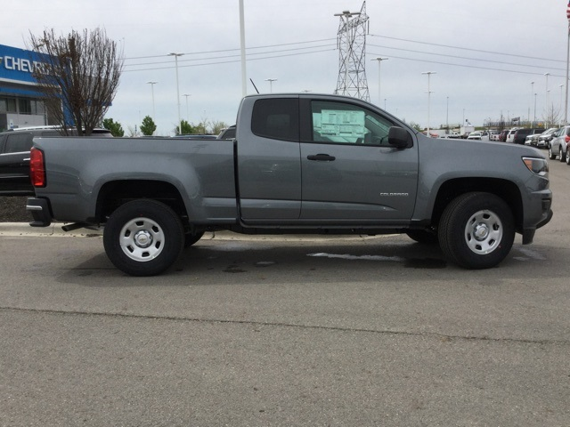 2019 Colorado Extended Cab 4x2,  Pickup #190530 - photo 8