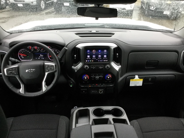 2019 Silverado 1500 Crew Cab 4x4,  Pickup #190541 - photo 12