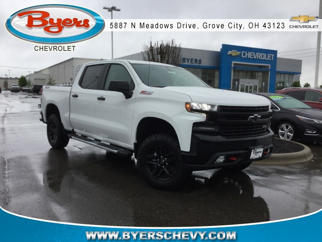 2019 Silverado 1500 Crew Cab 4x4,  Pickup #190541 - photo 1
