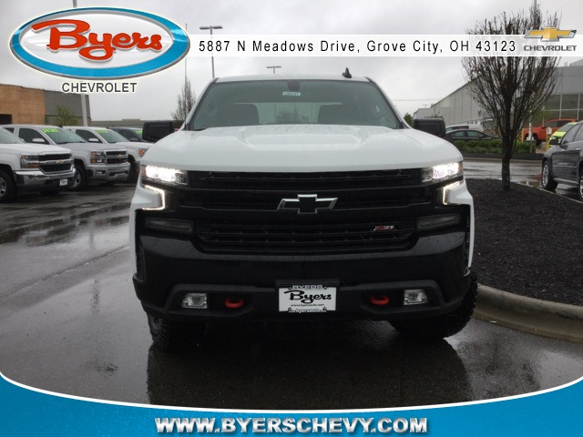 2019 Silverado 1500 Crew Cab 4x4,  Pickup #190541 - photo 2
