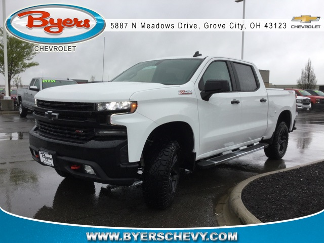 2019 Silverado 1500 Crew Cab 4x4,  Pickup #190541 - photo 3