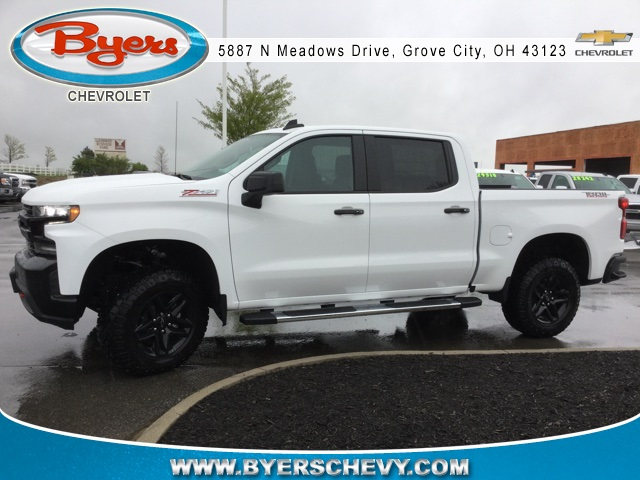 2019 Silverado 1500 Crew Cab 4x4,  Pickup #190541 - photo 4