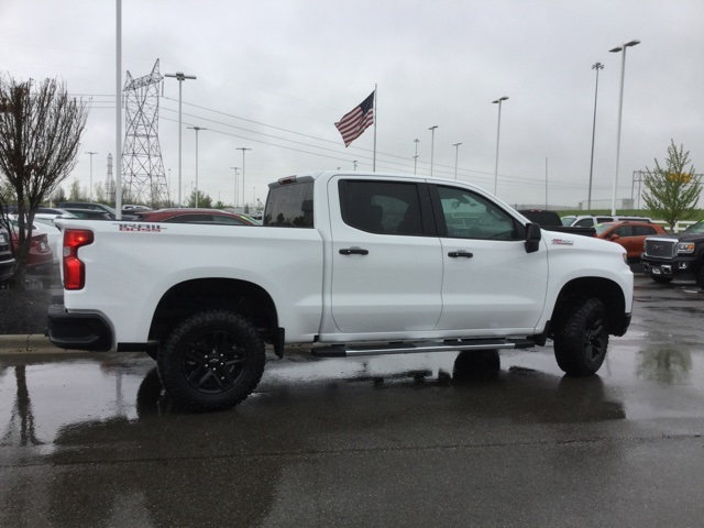 2019 Silverado 1500 Crew Cab 4x4,  Pickup #190541 - photo 8