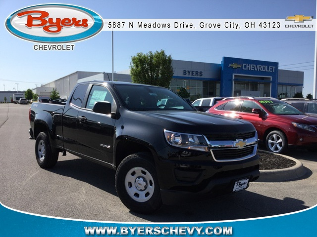 2019 Colorado Extended Cab 4x4,  Pickup #190592 - photo 1