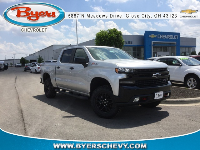 2019 Silverado 1500 Crew Cab 4x4,  Pickup #190616 - photo 1