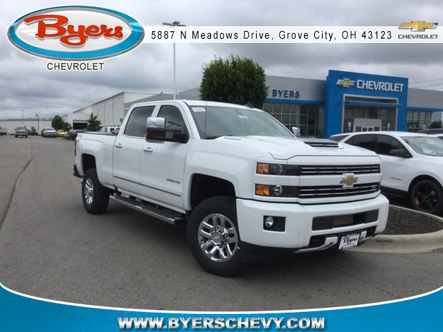 2019 Silverado 3500 Crew Cab 4x4,  Pickup #190639 - photo 1