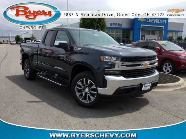 2019 Silverado 1500 Double Cab 4x4,  Pickup #190648 - photo 1