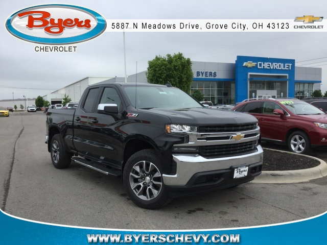 2019 Silverado 1500 Double Cab 4x4,  Pickup #190652 - photo 1