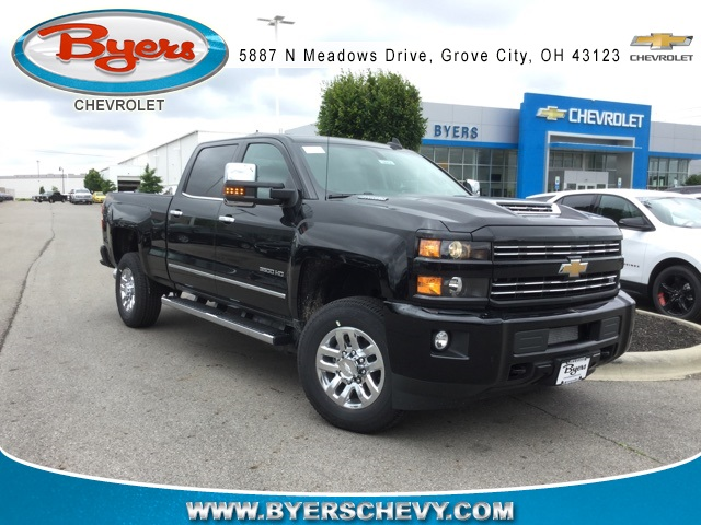 2019 Silverado 3500 Crew Cab 4x4,  Pickup #190656 - photo 1