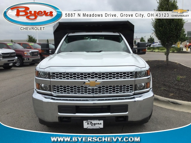 2019 Silverado 3500 Regular Cab DRW 4x2,  Knapheide Dump Body #193002 - photo 3