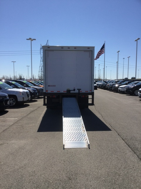 2019 LCF 4500HD Regular Cab 4x2,  Dry Freight #193021 - photo 3