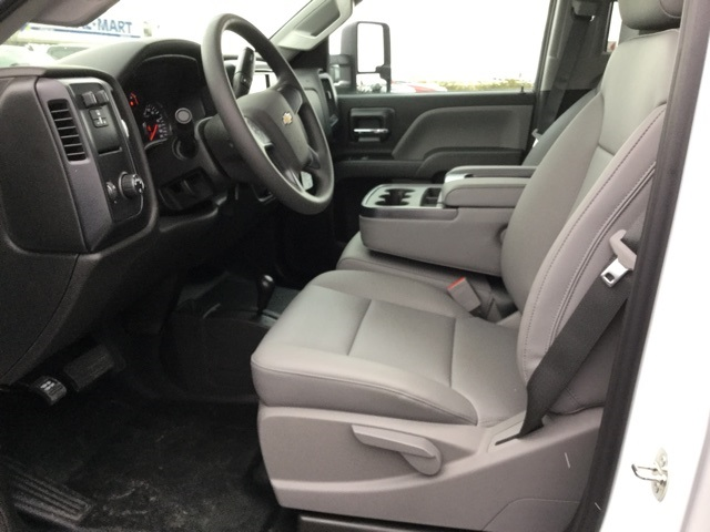 2019 Silverado 2500 Double Cab 4x4,  Cab Chassis #193023 - photo 25