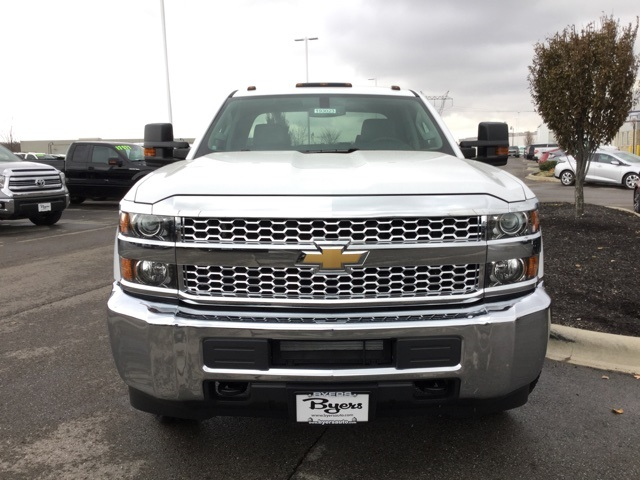2019 Silverado 2500 Double Cab 4x4,  Cab Chassis #193023 - photo 32