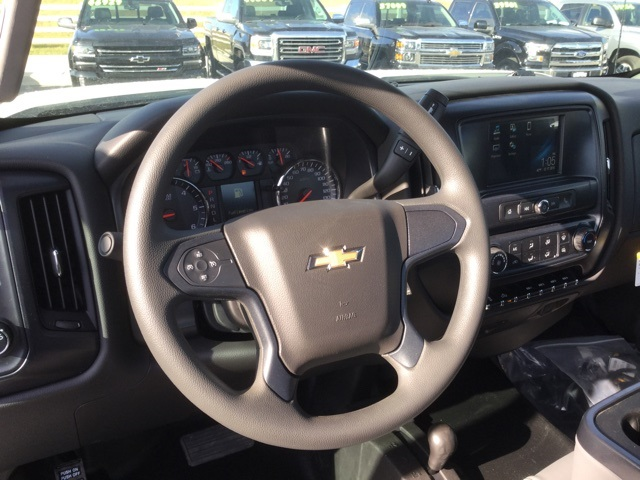 2019 Silverado 3500 Regular Cab DRW 4x4,  Crysteel Dump Body #193036 - photo 20
