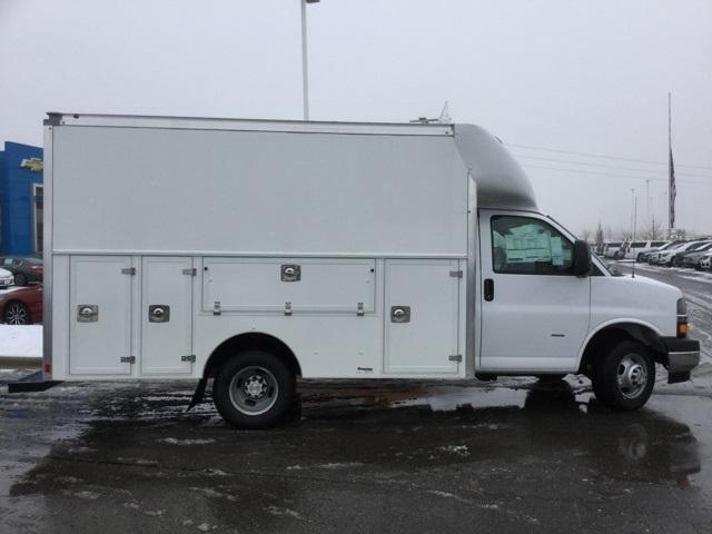 2019 Express 3500 4x2,  Supreme Service Utility Van #193046 - photo 13