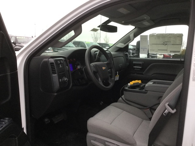 2019 Silverado 3500 Regular Cab DRW 4x4,  Rugby Dump Body #193049 - photo 16