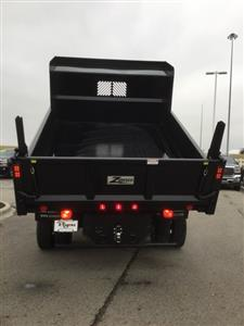 2019 Silverado 3500 Regular Cab DRW 4x4,  Rugby Z-Spec Dump Body #193049 - photo 14