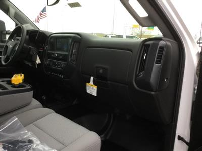 2019 Silverado 3500 Regular Cab DRW 4x4,  Rugby Z-Spec Dump Body #193049 - photo 32