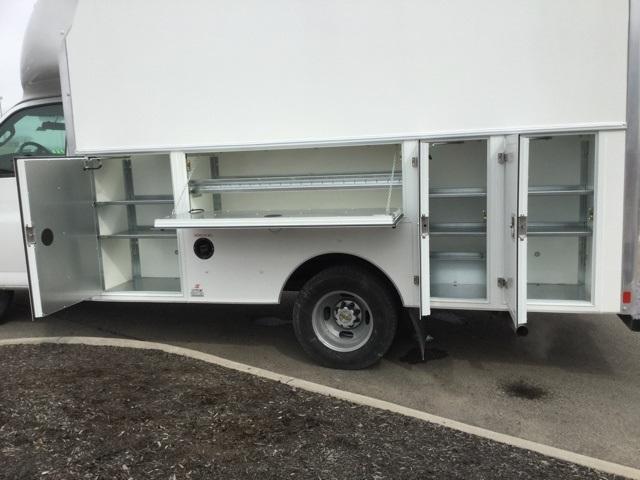 2019 Express 3500 4x2,  Supreme Cutaway Van #193053 - photo 16