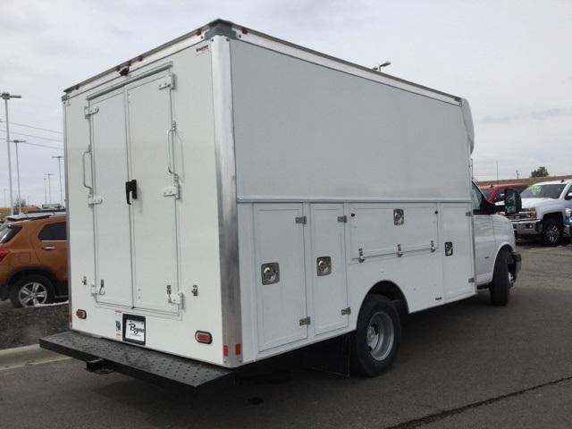 2019 Express 3500 4x2,  Supreme Cutaway Van #193053 - photo 2
