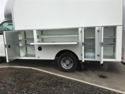 2019 Express 3500 4x2,  Supreme Spartan Cargo Cutaway Van #193053 - photo 16