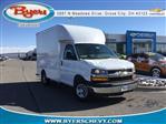 2019 Express 3500 4x2,  Supreme Cutaway Van #193057 - photo 1