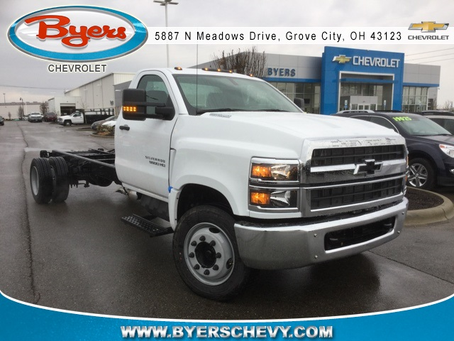 2019 Silverado Medium Duty DRW 4x2,  Cab Chassis #193069 - photo 1