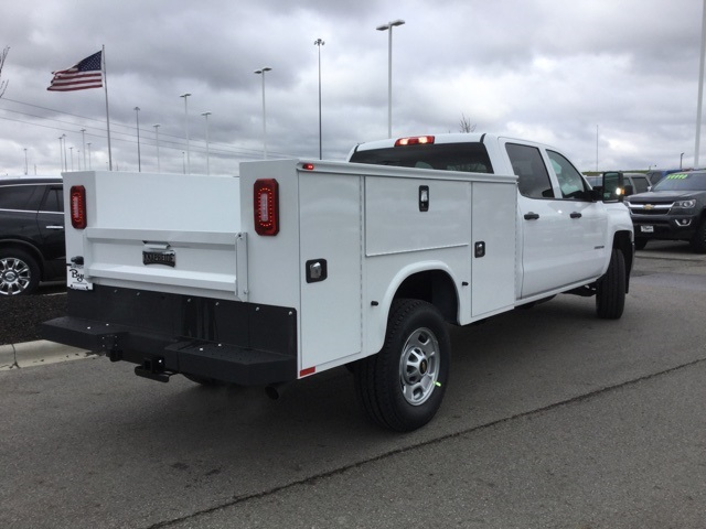 2019 Silverado 2500 Crew Cab 4x4,  Knapheide Service Body #193074 - photo 1