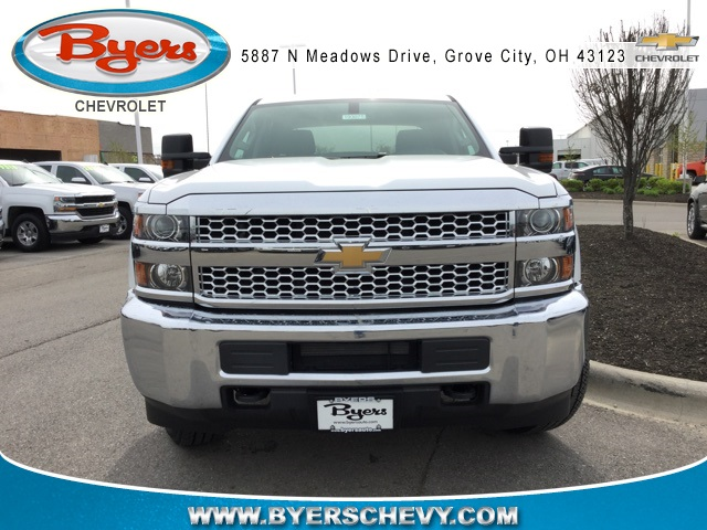2019 Silverado 3500 Crew Cab 4x4,  Knapheide Service Body #193075 - photo 3