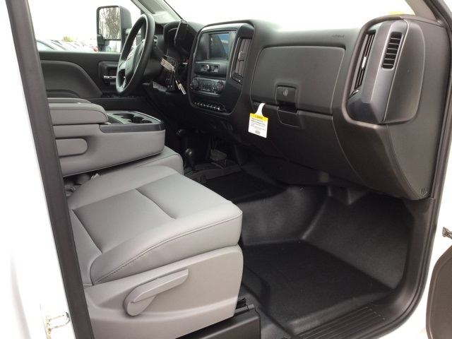 2019 Silverado 3500 Crew Cab 4x4,  Knapheide Service Body #193075 - photo 38